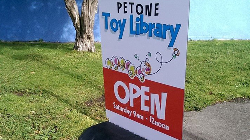 Good Reason to join at Toy Library