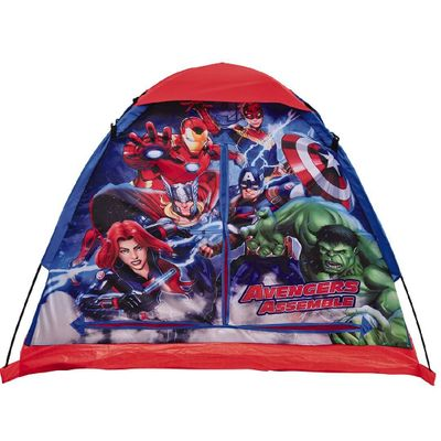 Avengers indoor play tent photo
